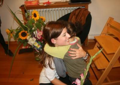 Abschied Melanie