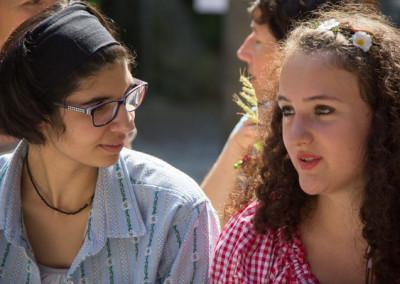 Lisa und Seraina