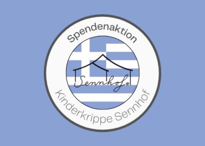 Spendenaktion Sennhof